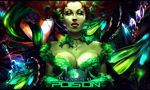 Poison IVY by Pajaroespin