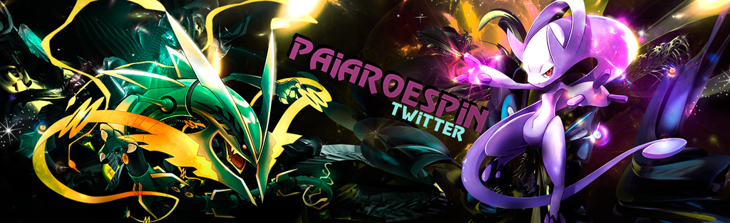 Banner Twitter by Pajaroespin