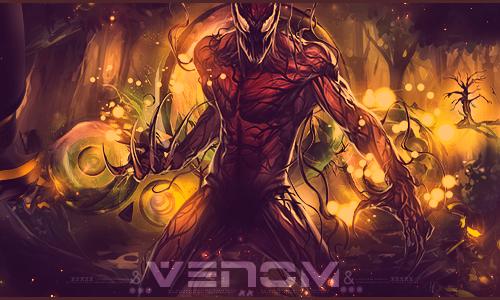 Venom Signature JDR by Pajaroespin