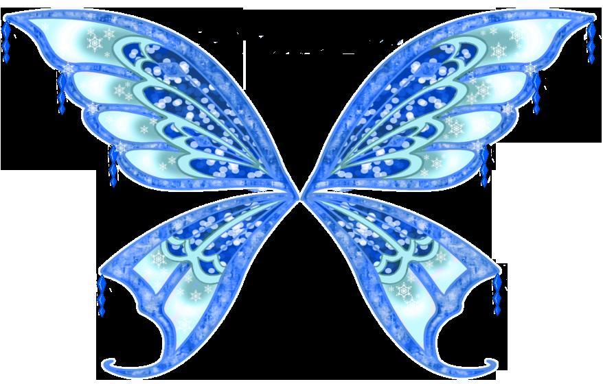 Snow Enchantix wings by xXSunny-BlueXx on DeviantArt