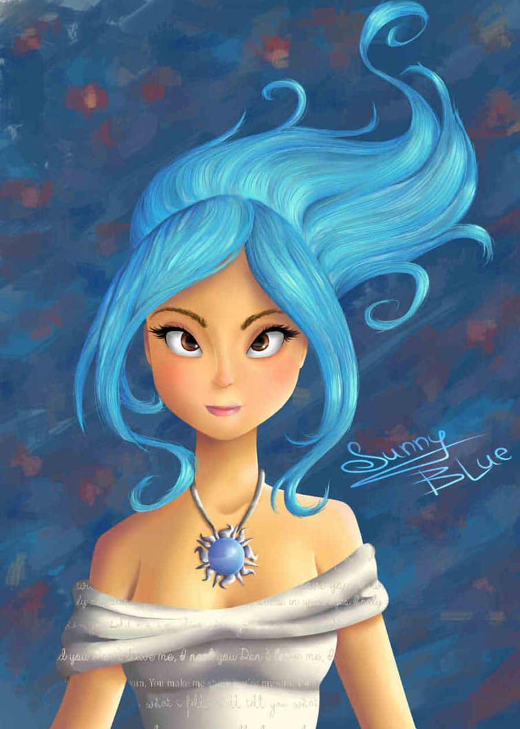 Sunny Blue by xXSunny-BlueXx