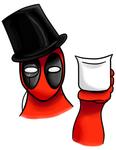 Classy Deadpool