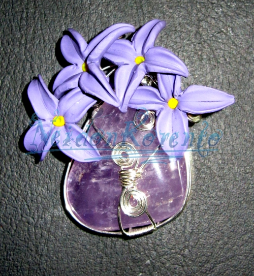 25th of May -pendant by Neidonkorento