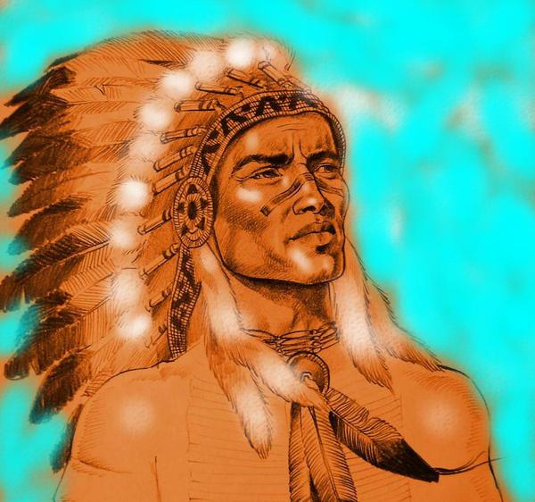 native chief by toratora5