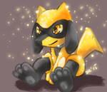 Shiny Riolu