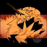 Pokemon Galar Zapdos