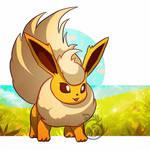 Pokemon Shiny Flareon