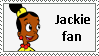 Cyberchase Jackie Stamp by Mikey186