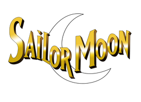DiC Sailor Moon logo HD Remastered by Mikey186