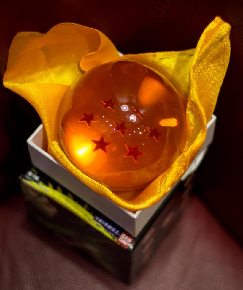 Dragon Ball by JulianaTavera