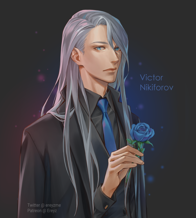 young victor nikiforov