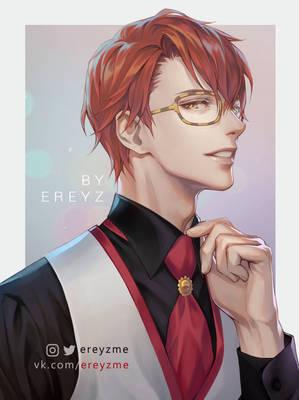 Seven - Mystic messenger
