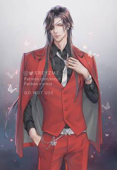 Hua Cheng Modern suit - TGCF