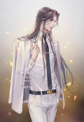 Xie Lian Modern suit