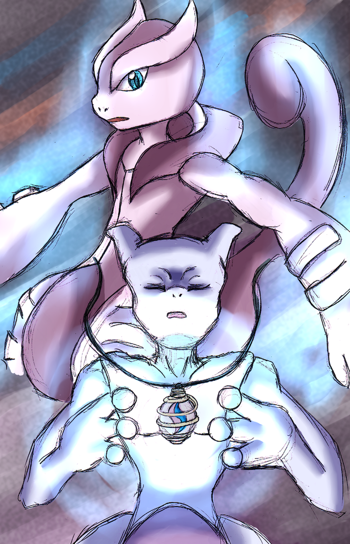 Mega Evolution by Crystal-Dream