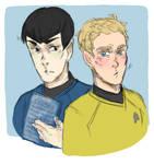 Star Trek: Spirk haaaaaaa