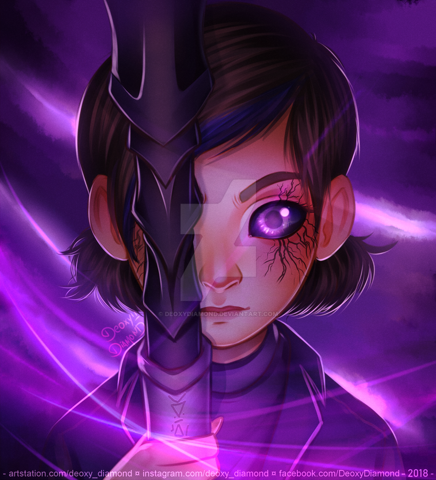 Trollhunters fanart of Claire Nuñez :D I seriously cant