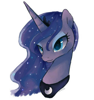#Luna by mapony240