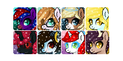 icon commission #3 by mapony240