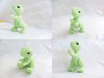 BJD T. Rex poses