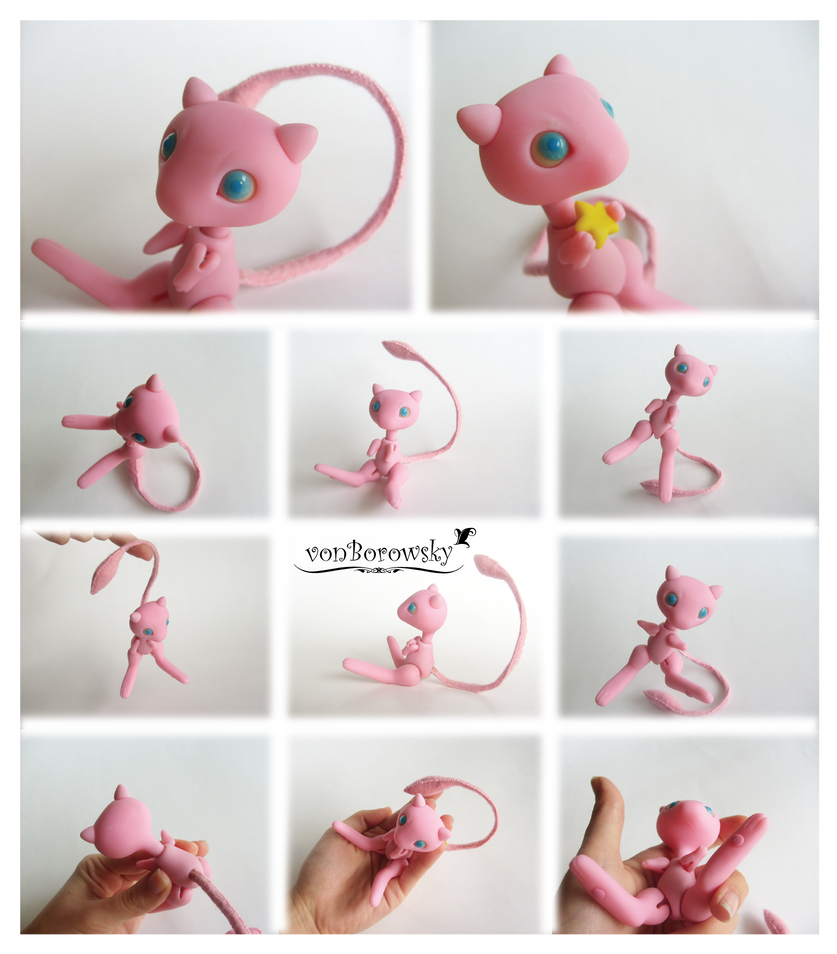 How to Make a Ball Jointed Doll Ball Jointed Doll Mew by