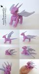 Pony Dragon Doll