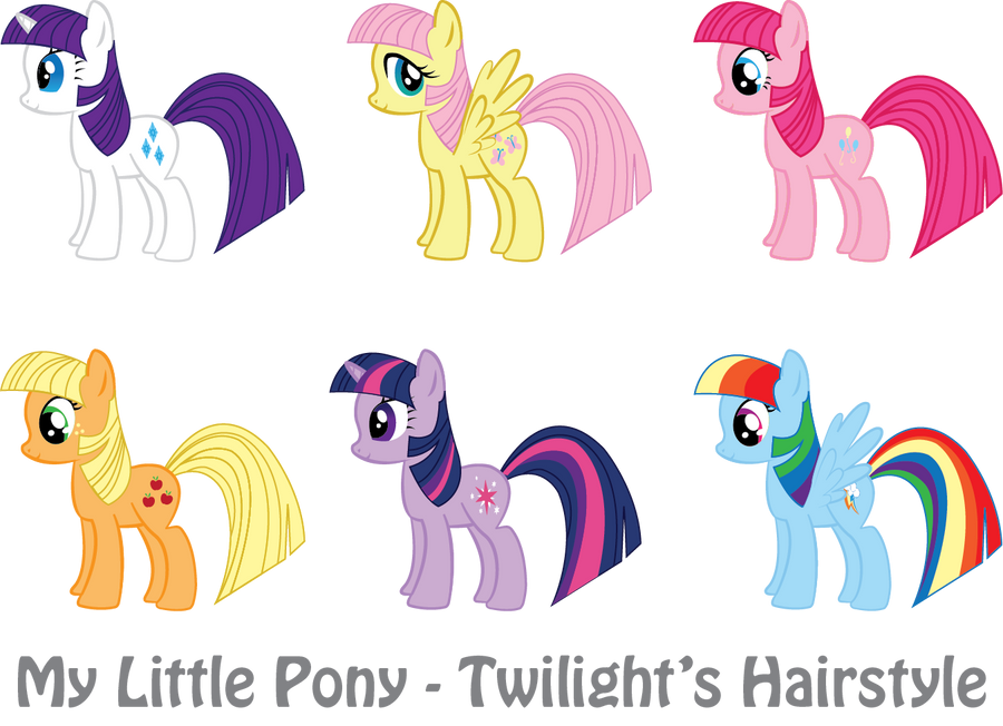 my little pony hair style mlp twilight s hairtyle by vonborowsky on deviantart 4368 | mlp twilight s hairtyle by vonborowsky d504jn5