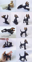 Ball Jointed Anubis