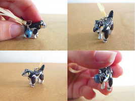 Link Wolf Form Charm by vonBorowsky