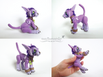 Druid Cat Form - WoW - Ball Jointed Doll 1