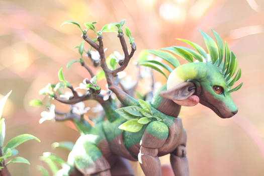 The Tree Dragon
