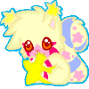 - First Pixel : My Star - by ToxiicClaws