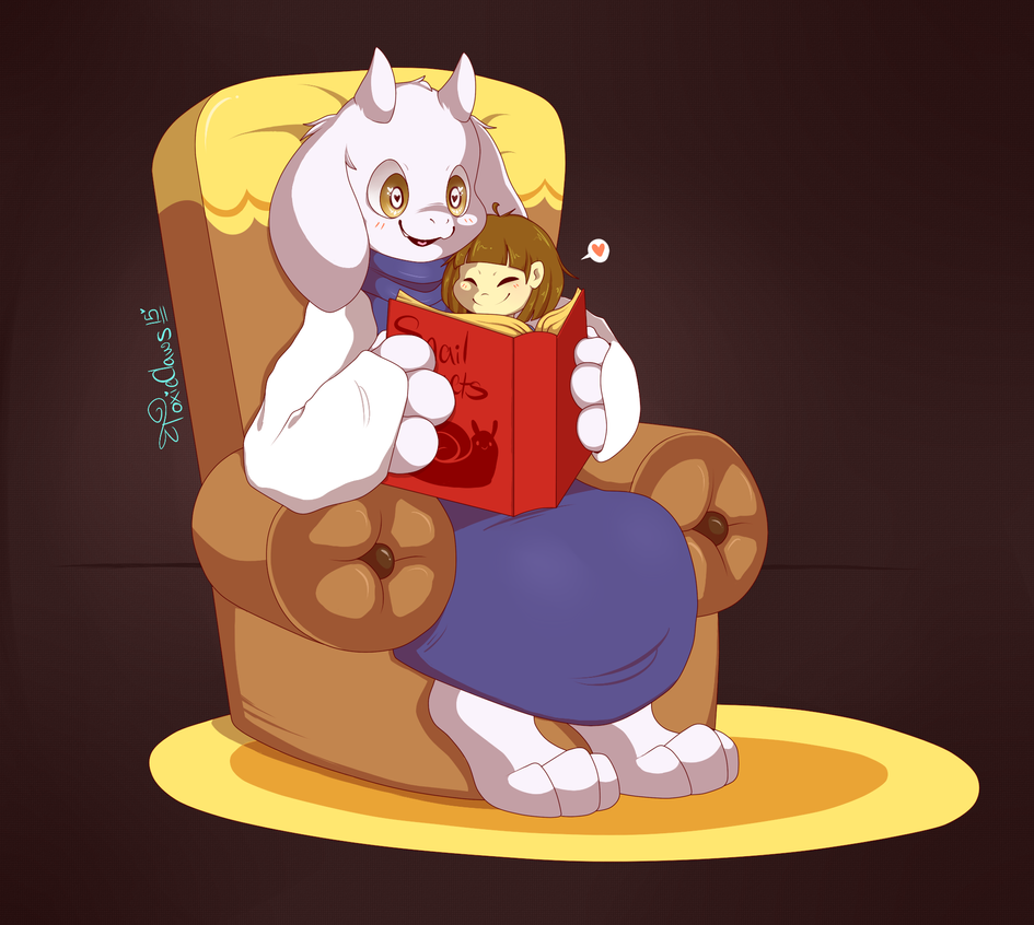: Time for a story! : by ToxiicClaws
