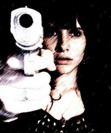 Me and A Gun by ~Kissing-Concrete | Deviantart »