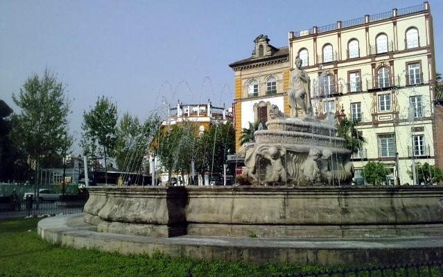Puerta de jerez sevilla by ivan dequito on deviantart for Puerta 3 circuito jerez