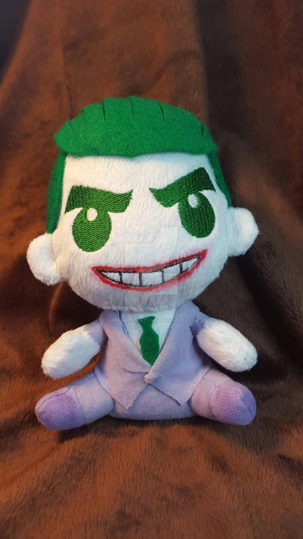 Joker Mini Gnothead by BarbaricCreations