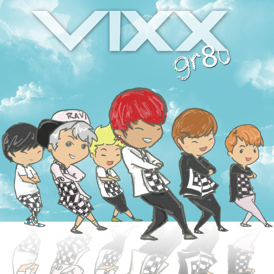 vixx gr8u 2 by MiLenaFernandesVixx Ken Gr8u