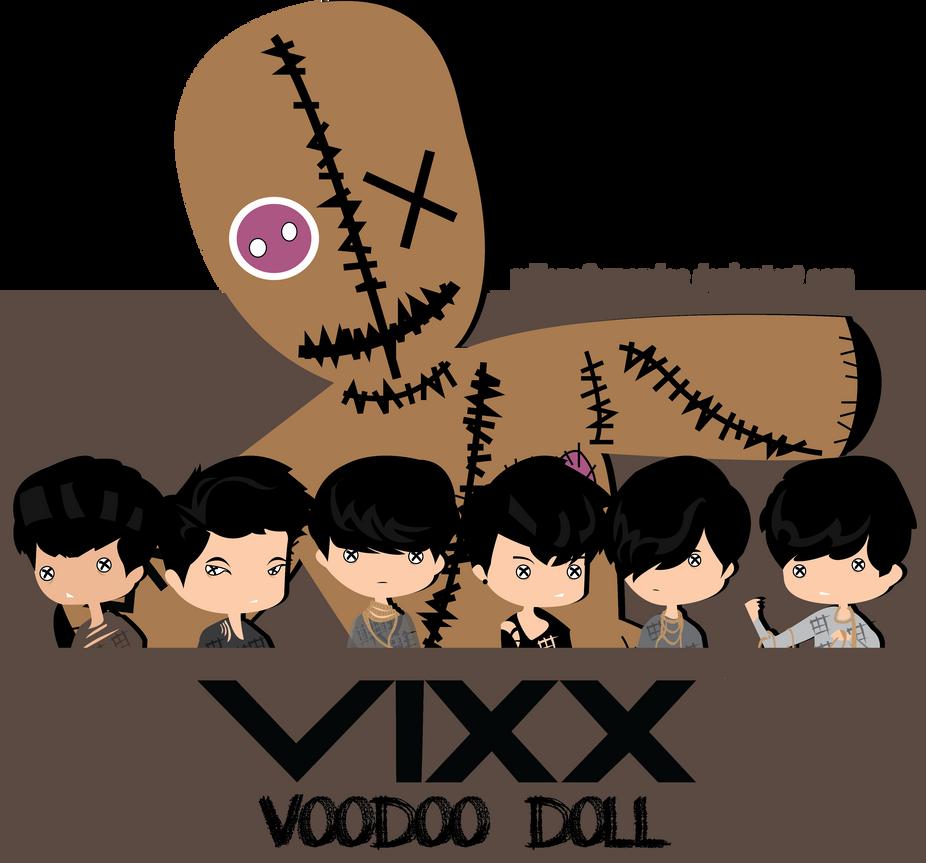 VIXX VOODOO DOLL 1 by MiLenaFernandes on DeviantArt