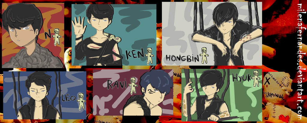 vixx voodoo doll wall 2 by MiLenaFernandes on DeviantArt