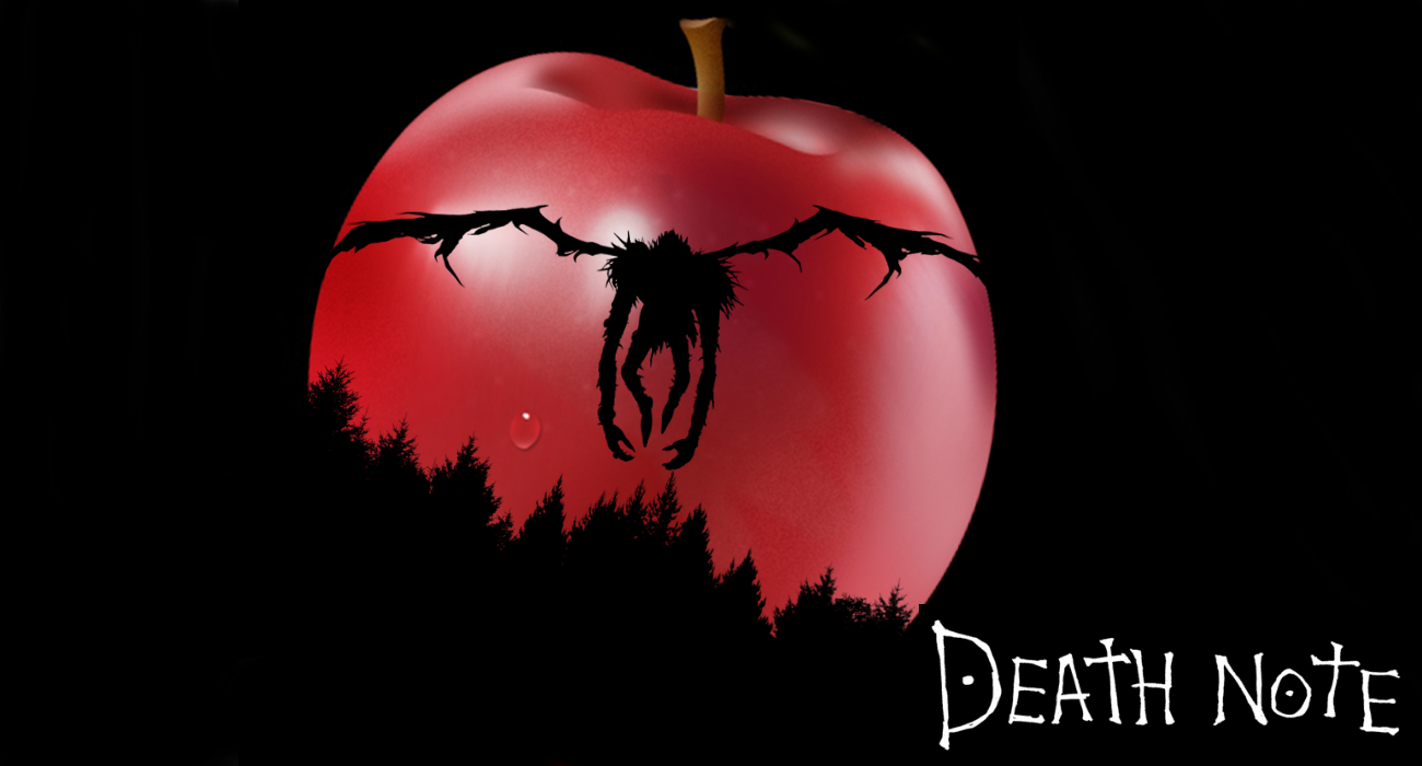 Death Note Wallpaper: Death Note- Senritsu B (Horror B) EXTENDED