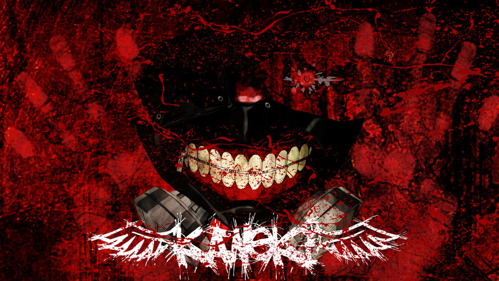 Wallpaper Tokyo Ghoul Kaneki Mask 2 by ME-LIKE-IT on