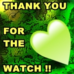 Thank You For The Watch!! by djdeezigns