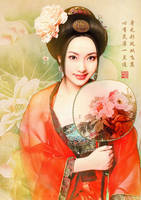 traditional girl
