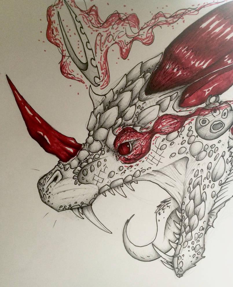 Nightmare Ysera by Pacadian on DeviantArt