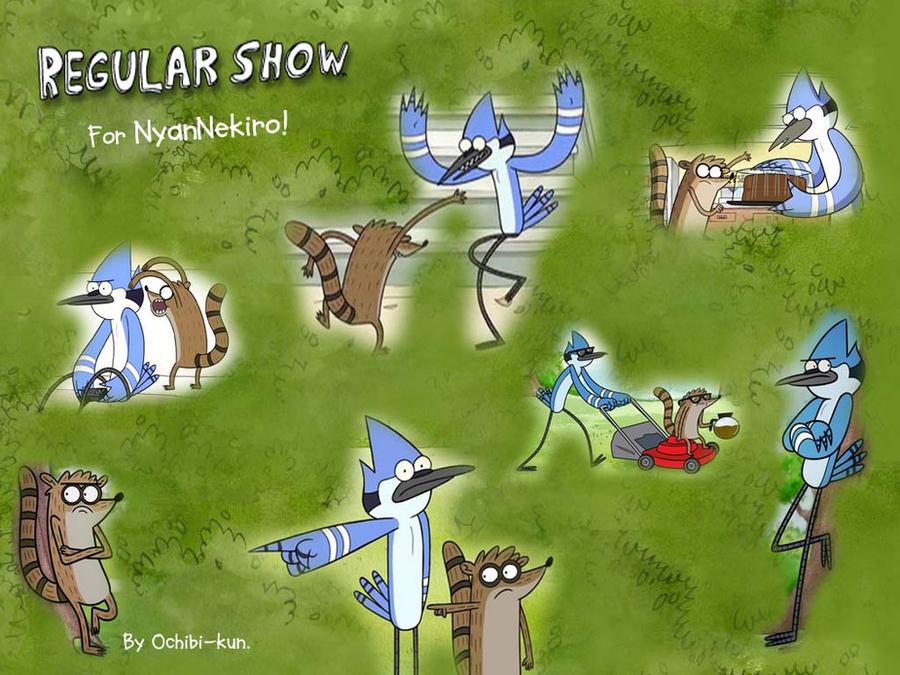 RS Wallpaper for NyanNekiro by Ochibi-kun
