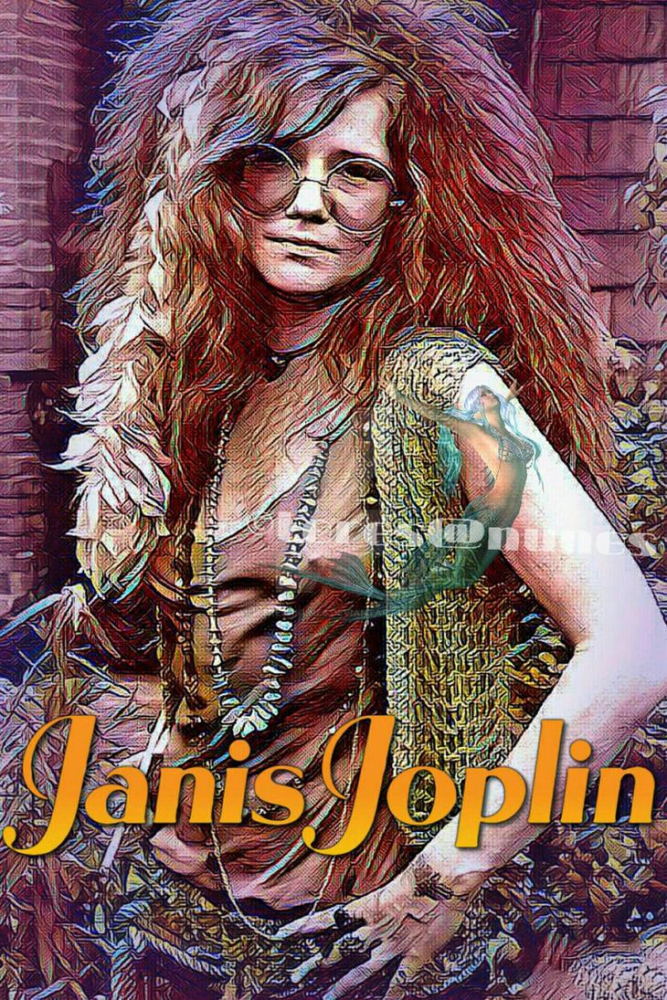 Janis Joplin Diva By Teresanunes On Deviantart