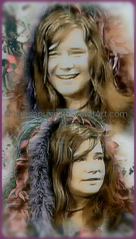Janis Joplin by teresanunes