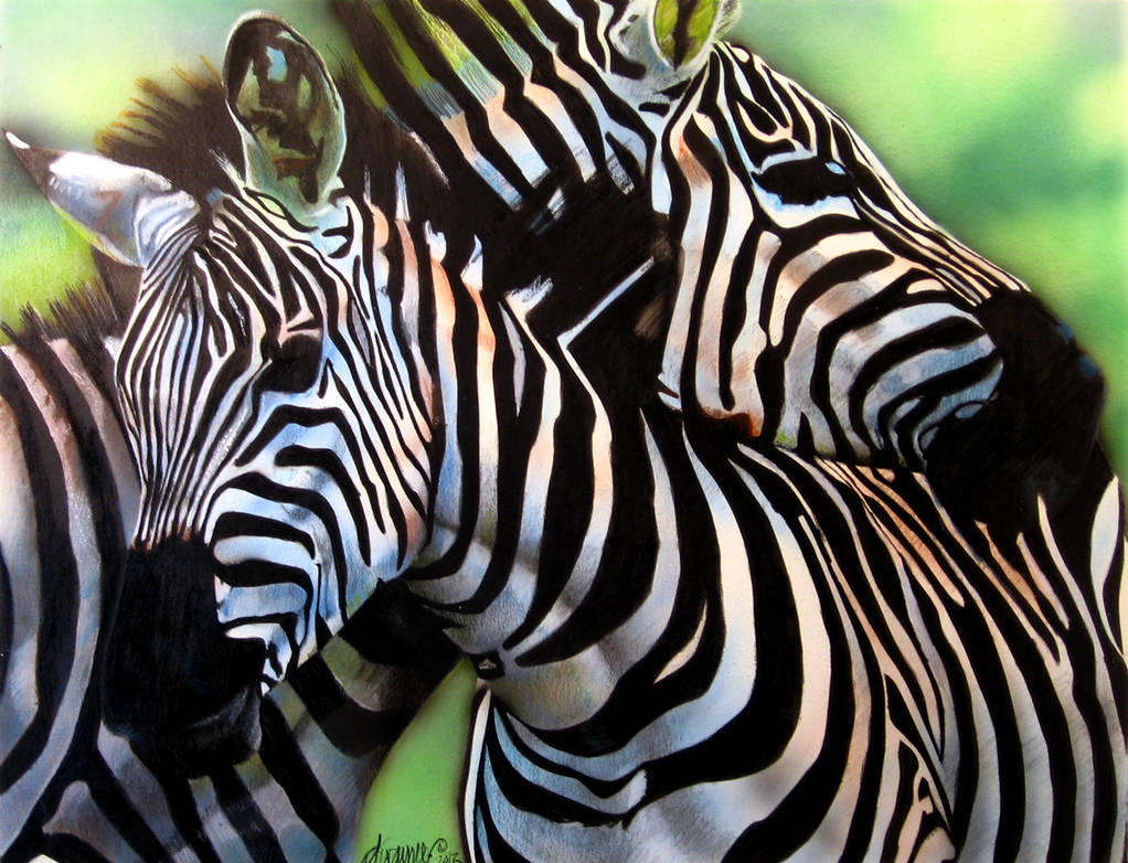 Zebra3 by dllester