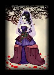 Bride of death by minimoosteph