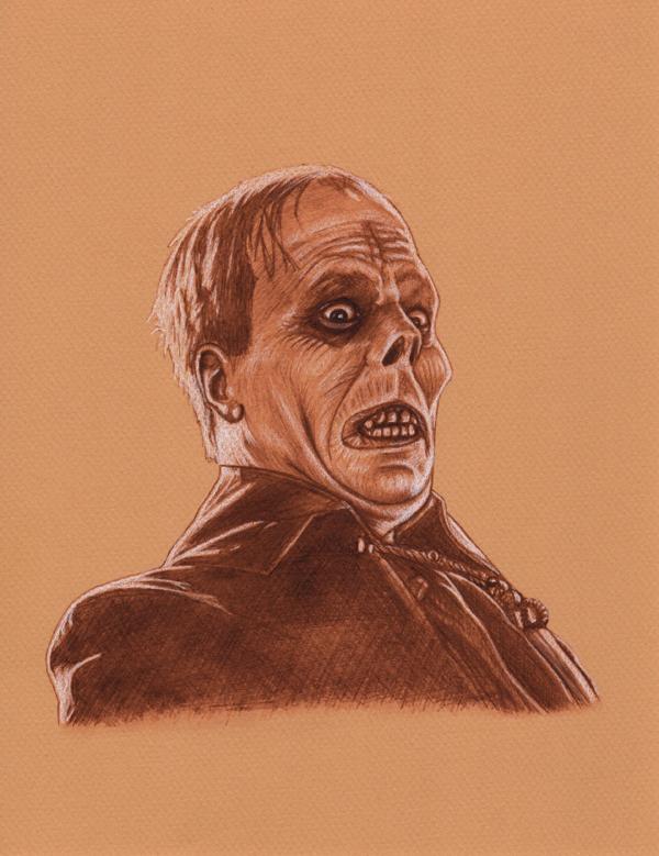 Phantom Of The Opera Chaney by Frankblanket